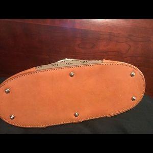 Dooney & Bourke Bags - Authentic Dooney & Bourke Monogram Hobo HandBag